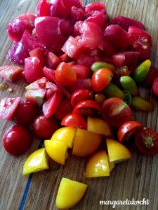 Tomaten Ragout