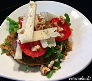 Chutney | Tomate | Salat | Nüsse
