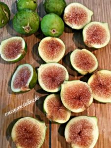 karamellisierte Balsamico Feigen