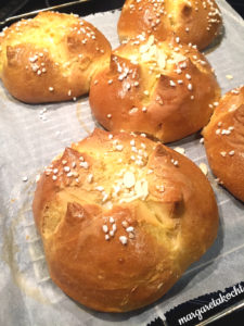 Mini Frühstücks Pinzen