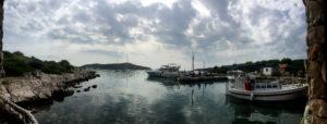 Konoba Žmara (Zavan) - Otok Žut, Uvala Sabuni, Kroatien