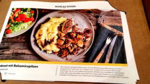 Marley Spoon Kochbox | Produkttest |
