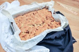 schokoladig knusprige Brookies (und) Mr. Brownie & Mrs. Cookie heiraten!