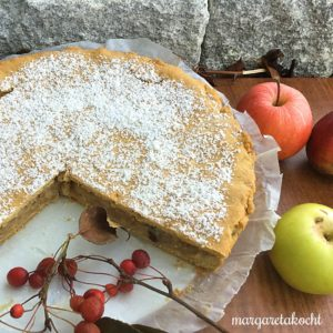 Austrian Apple Pie