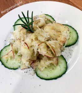 Apfel Fenchel Salat