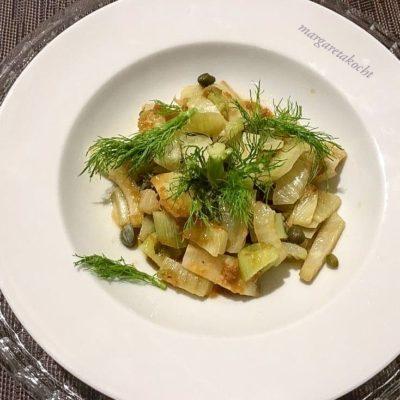 asiatisches Fenchel Gemüse (oder) Tapas, Paella & Co.