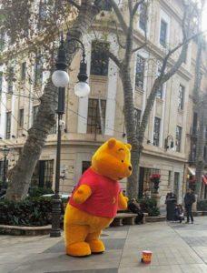 Pooh the Bear!
