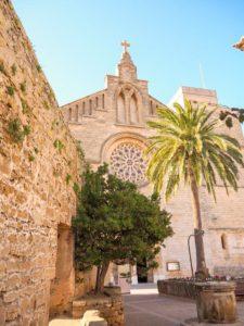 """Kirche """"Sant Jaume"""" in Alcúdia"""
