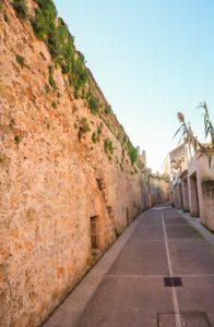 Stadtmauer in Alcúdia