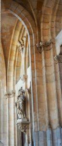 Ausschnitt Kathedrale von Sóller