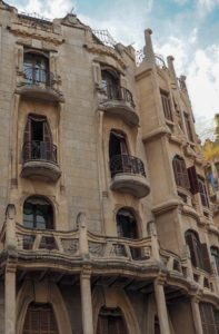 Edifici Casasayas von Francesc Roca (Palma)