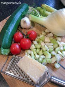 winterlicher Gemüseauflauf