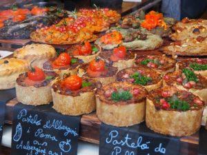 "Patties & Pastelons im ""Fornet de la Soca"""