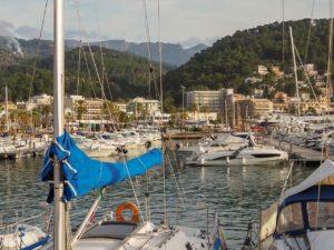 Hafen von Port de Sóller