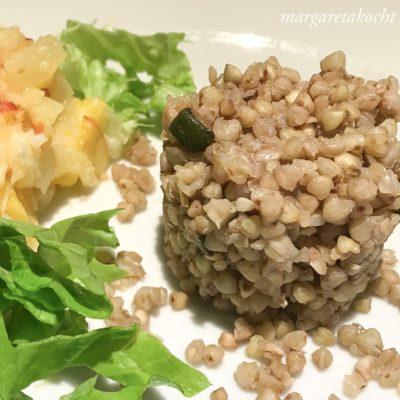 vegane Buchweizen Gemüse Pfanne (und) Lei-Lei – oder doch nicht?!