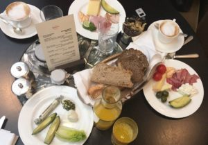 The Bank Brasserie & Bar im Park Hyatt Vienna