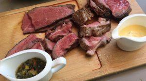 Steakbrunch im Dstrikt (Ritz-Carlton Vienna)