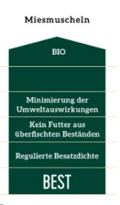 Miesmuscheln in Riesling-Schnittlauch-Sud