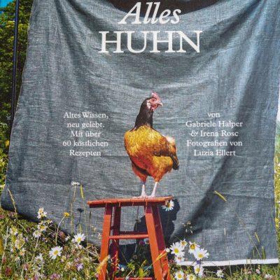 // BUCHBESPRECHUNG // Alles HUHN – Gabriele Halper & Irena Rosc (Löwenzahn Verlag)