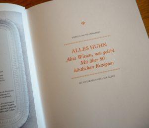 Alles HUHN! Gabriele Halper & Irena Rosc (Löwenzahn Verlag)
