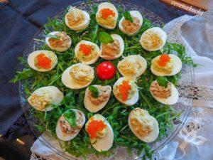 3 Variationen vom gefüllten Ei (und) weil nach Ostern vor dem gefüllten Ei ist