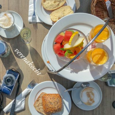 | REVIEW | Frühstück in der Café Bäckerei PETERS im Ostseebad Binz (Rügen, Deutschland)
