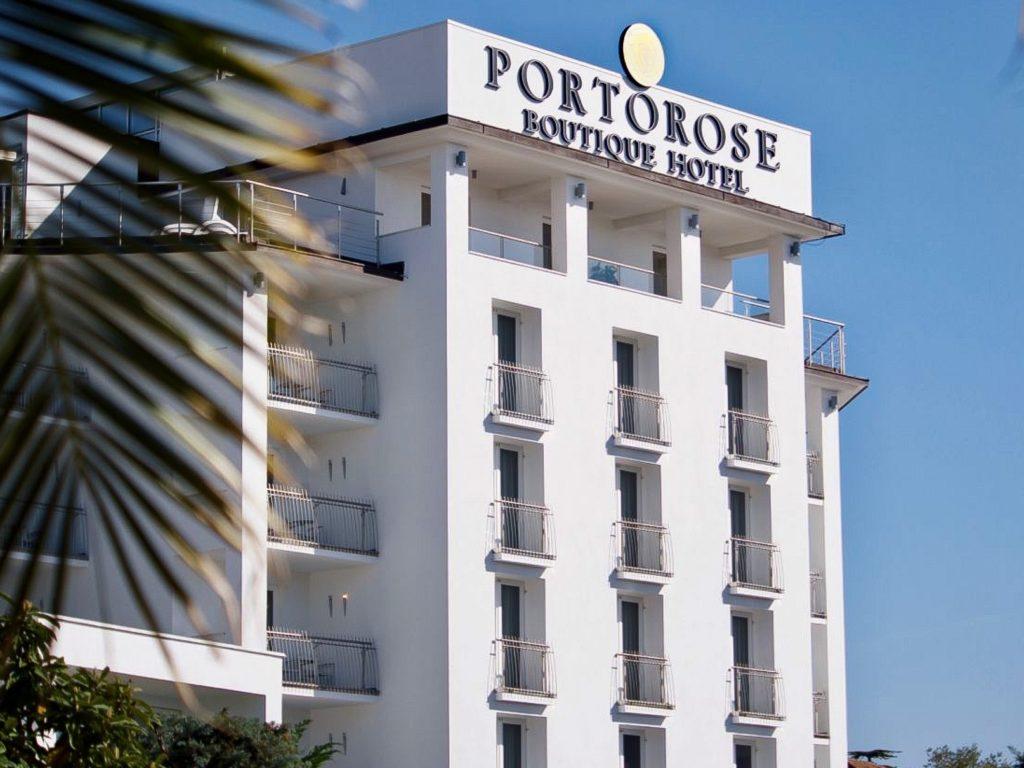 Boutique Hotel Portorose, Portorož (Slowenien)