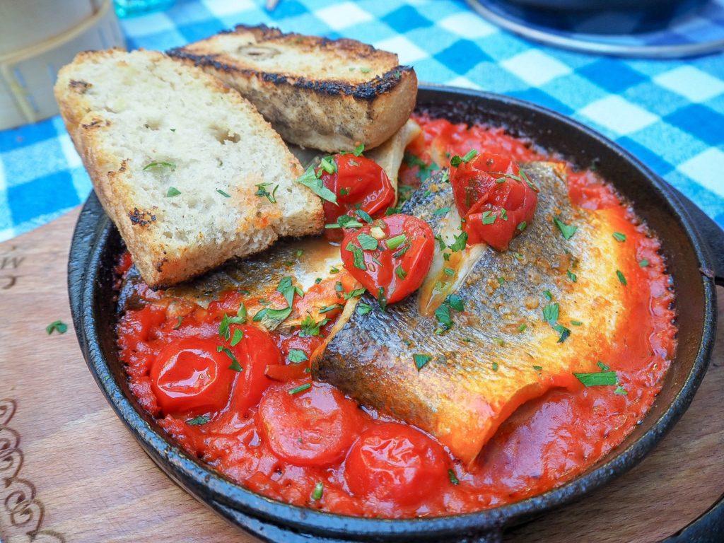 Fine Food Murter (Murter, Kroatien)