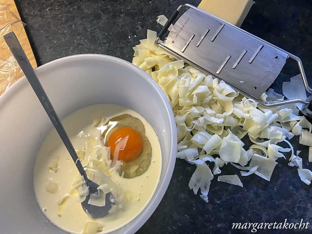gratinierter Kartoffel-Gemüse-Auflauf