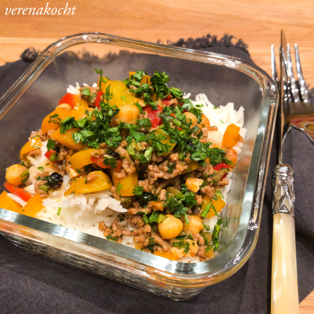 Reispfanne Arabian Style