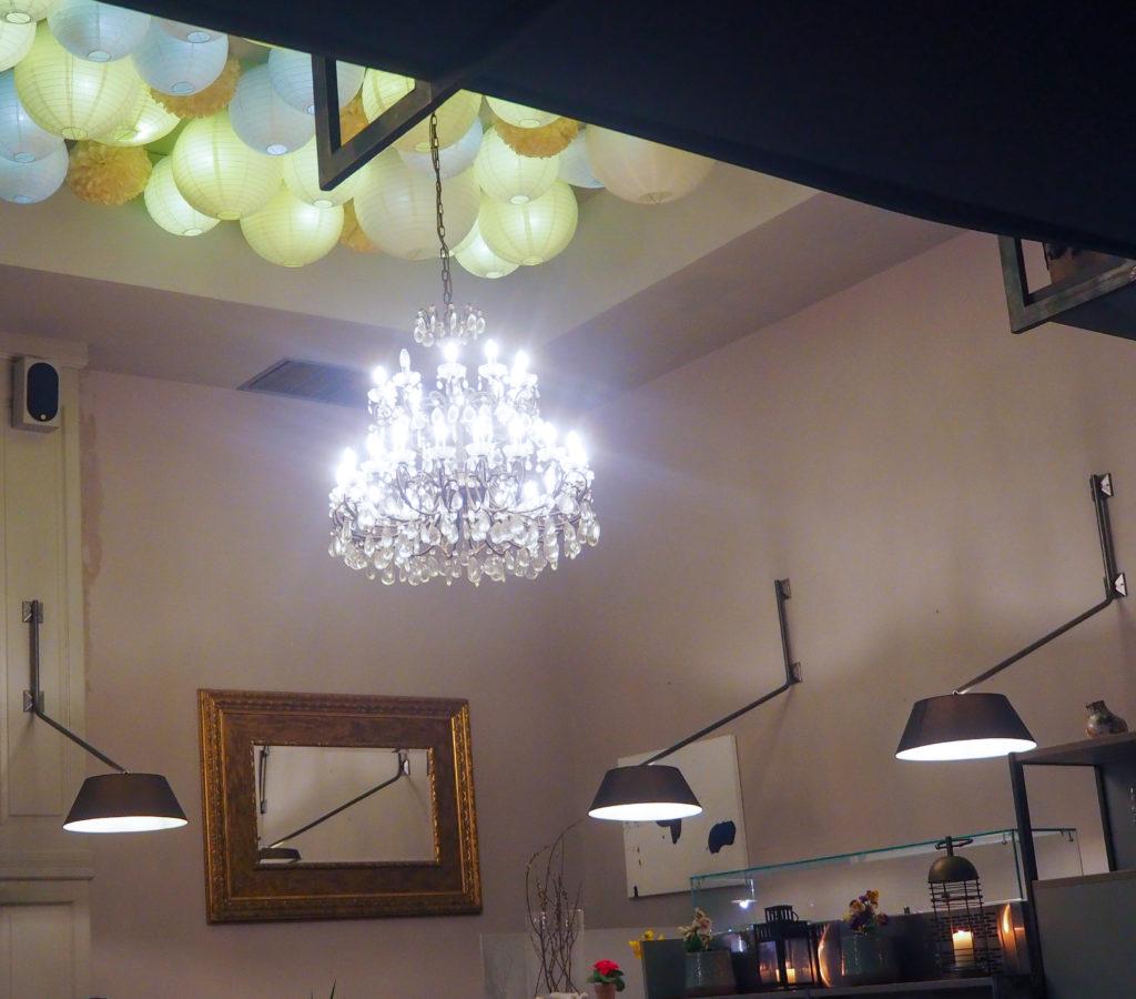 CAPRA - Restaurant & Cafè (Koper, Slowenien)
