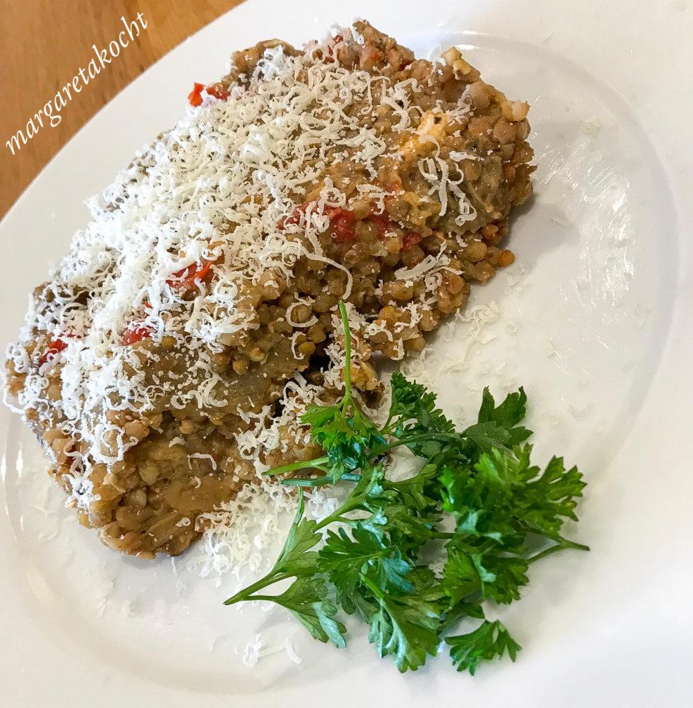 Auberginen | Tomaten | Buchweizen