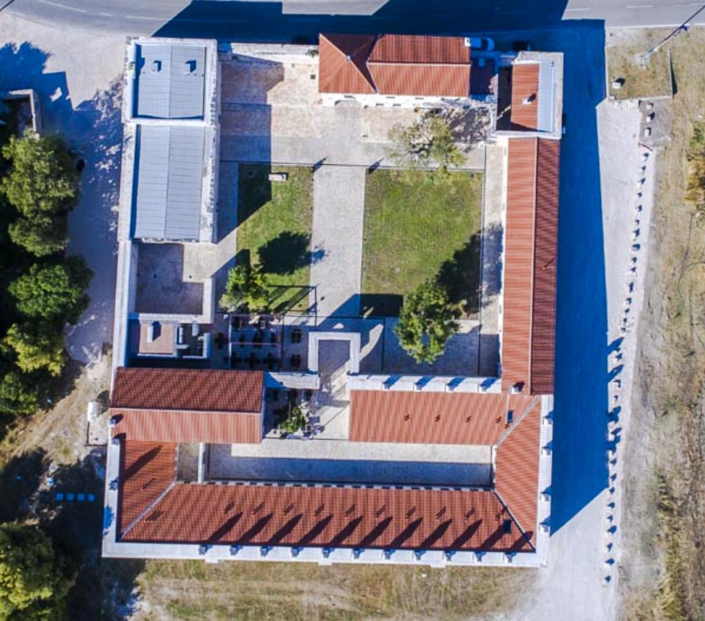 Heritage Hotel Maškovića Han (Vrana/Pakoštane, Croatia)