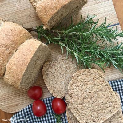 Toastbrot mit Urkorn Mehl (und) … eigentlich …