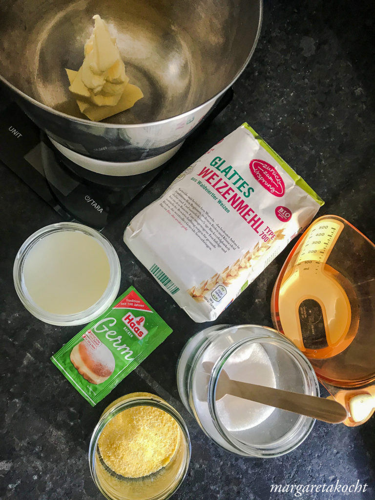 köstliche Frühstücks Toasties