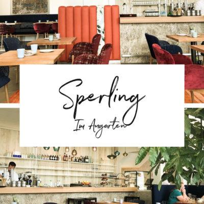 | REVIEW | Sperling im Augarten – Restaurant & Café (Wien)