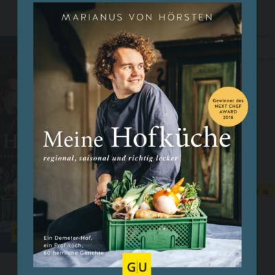 // Buchbesprechung // Meine Hofküche – Marianus von Hörsten (GU Verlag)