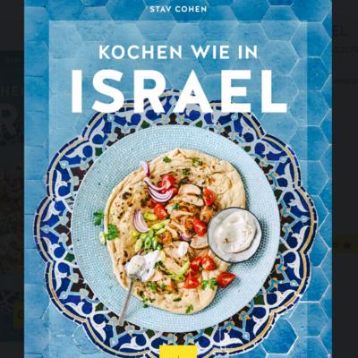 // Buchbesprechung // Kochen wie in ISRAEL – Stav Cohen (GU Verlag)