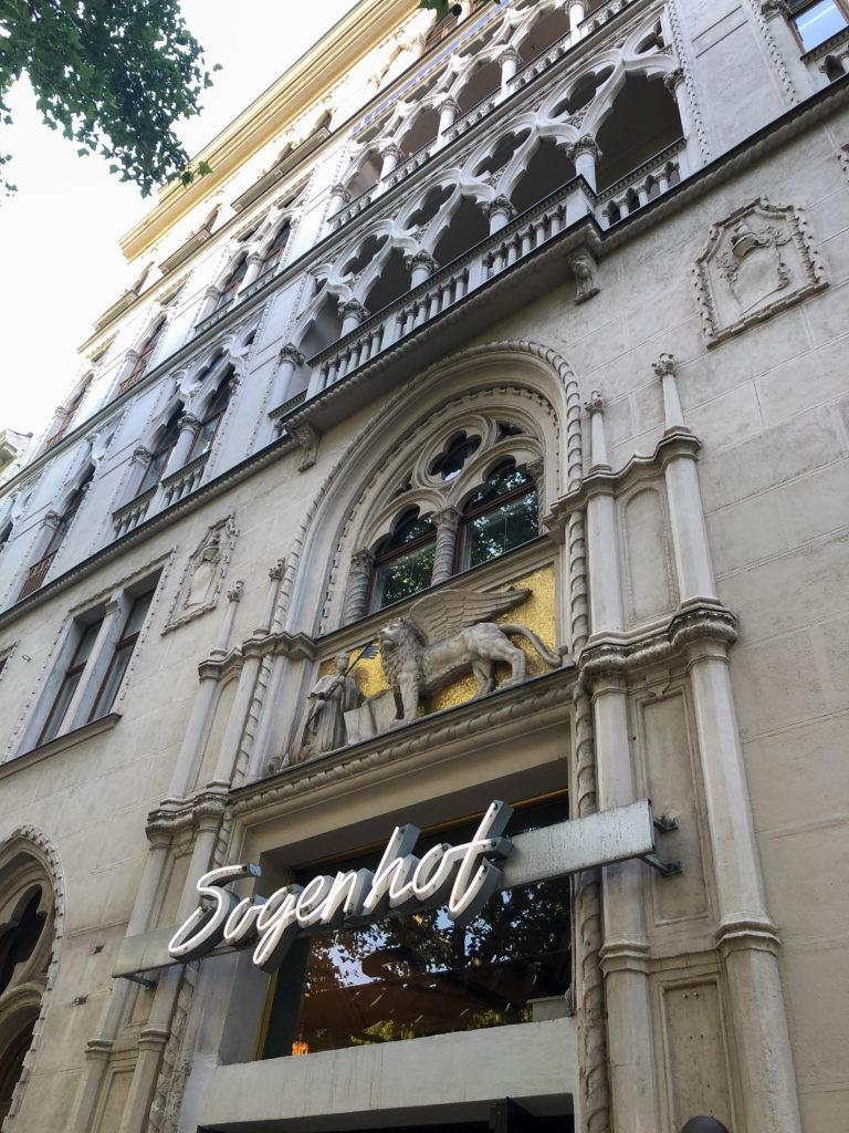Der Dogenhof - 1020 Wien