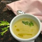 g'sunde Fenchel Suppe