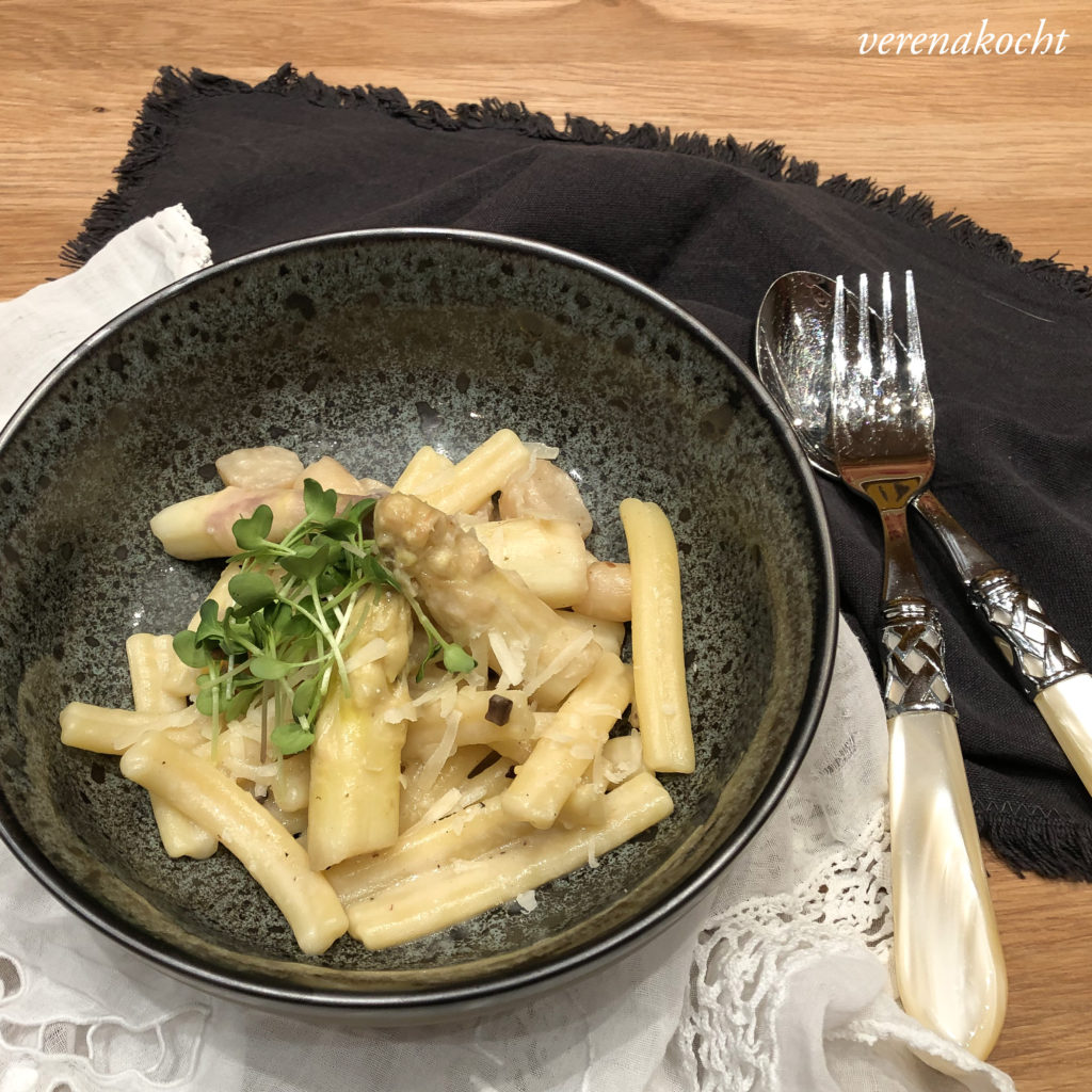 easy Spargel Pasta